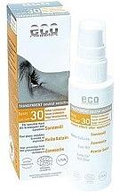 Parfémy, Parfumerie, kosmetika Opalovací olej SPF 30 - Eco Cosmetics Sun Oil SPF 30