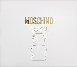 Parfémy, Parfumerie, kosmetika Moschino Toy 2 - Sada (edp/50ml + b/lot/50ml + sh/gel/50ml)