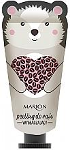 Parfémy, Parfumerie, kosmetika Vyhlazující peeling na ruce - Marion Funny Animals Hand Peeling