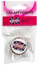 Parfémy, Parfumerie, kosmetika Pudr na nehty - Ronney Professional Nail Art Powder Glitter