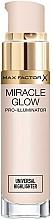 Parfémy, Parfumerie, kosmetika Univerzální rozjasňovač - Max Factor Miracle Glow Pro Illuminator Highlighter