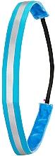 Parfémy, Parfumerie, kosmetika Čelenka, modrá - Ivybands Neon Blue Reflective Hair Band