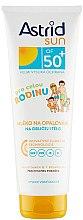 Parfémy, Parfumerie, kosmetika Mléko na opalování pro celou rodinu SPF 50 - Astrid Sun Family Milk SPF 50