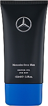 Parfémy, Parfumerie, kosmetika Mercedes-Benz Mercedes-Benz Man - Sprchový gel