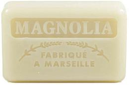 Parfémy, Parfumerie, kosmetika Marseillské mýdlo Magnolia - Foufour Savonnette Marseillaise