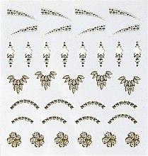 Parfémy, Parfumerie, kosmetika Nálepky na nehty - Peggy Sage Decorative Nail Stickers Jewel