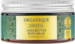 """Parfémy, Parfumerie, kosmetika Balzám na tělo """"Oriental Jasmine"""" - Organique Shea Butter Body Balm Oriental Jasmine"""