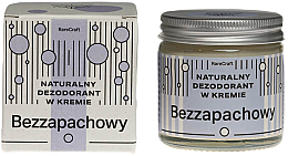 Parfémy, Parfumerie, kosmetika Přirodní krém-deodorant bez vůně - RareCraft Cream Deodorant
