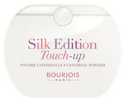 Pudr na obličej - Bourjois Silk Edition Touch-up