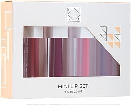 Parfémy, Parfumerie, kosmetika Sada - Ofra To: Me Mini Liquid Lipstick Set (lipstick/4x1g)