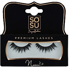 "Parfémy, Parfumerie, kosmetika Umělé řasy ""Naomi"" - Sosu by SJ Luxury Lashes"