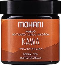 """Parfémy, Parfumerie, kosmetika Olej na obličej a tělo """"Káva"""" - Mohani Coffee Rich Batter"""