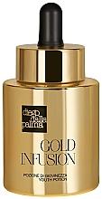 Parfémy, Parfumerie, kosmetika Sérum pro mladistvý vzhled pleti Gold Infusion - Diego Dalla Palma Gold Infusion