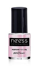 Parfémy, Parfumerie, kosmetika Olej na nehty - Neess Perfume Mani Oil Wildflower