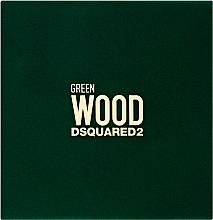 Parfémy, Parfumerie, kosmetika Dsquared2 Green Wood Pour Homme - Sada (edt/30ml + sh/gel/50ml)