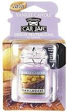 """Parfémy, Parfumerie, kosmetika Vůně """"Citron s levandulí"""" - Yankee Candle Lemon Lavender Jar Ultimate"""