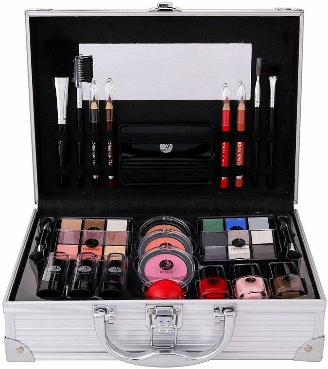 Kosmetický kufřík - Cosmetic 2K All About Beauty Train Case
