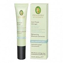 Parfémy, Parfumerie, kosmetika Korektor pro obličej proti pigmentovým skvrnám - Primavera Balancing Anti Blemish Treatment Gel