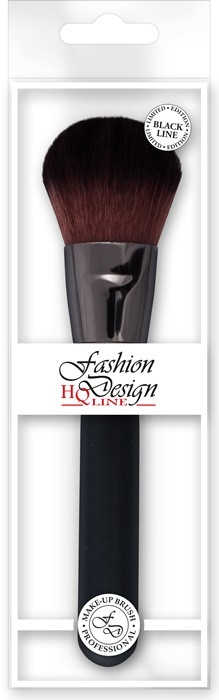Štětec na pudr a bronzer, 37085 - Top Choice Fashion Design