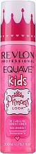 Parfémy, Parfumerie, kosmetika Dvoufázový kondicionér pro dětské vlasy - Revlon Professional Equave Kids Princess Look