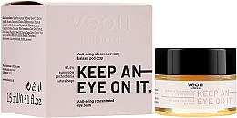 Parfémy, Parfumerie, kosmetika Koncentrovaný oční balzám proti stárnutí - Veoli Botanica Anti-aging Concentrated Eye Balm Keep An Eye On It