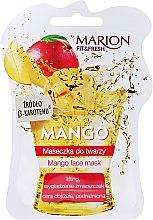 "Parfémy, Parfumerie, kosmetika Maska na obličej ""Mango"" - Marion Fit & Fresh Mango Face Mask"