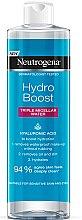 Parfémy, Parfumerie, kosmetika Micelární voda - Neutrogena Hydro Boost Triple Micellar Water