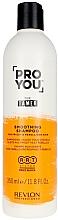 Parfémy, Parfumerie, kosmetika Vyhlazující šampon - Revlon Professional Pro You The Tamer Shampoo
