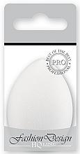 Parfémy, Parfumerie, kosmetika Houbička na make-up, 36767, bílá - Top Choice Foundation Sponge Blender