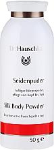 Parfémy, Parfumerie, kosmetika Pudr na tělo s hedvábím - Dr. Hauschka Silk Body Powder