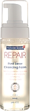 Parfémy, Parfumerie, kosmetika Pěna pro čištění obličeje a těla po estetických léčebných postupech - Novaclear Repair Post Laser Cleansing Foam