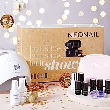 Parfémy, Parfumerie, kosmetika Sada - NeoNail Professional Show Set (nail/polish/5x3ml + nail/polish/2x7.2ml + led + nail/cleaner/50ml + rem/50ml + bag)