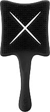 Parfémy, Parfumerie, kosmetika Profesionální fénovací a stylingový kartáč na vlasy - Ikoo Paddle X Classic Beluga Black