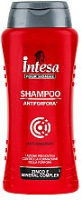 Parfémy, Parfumerie, kosmetika Šampon proti lupům - Intesa Silver Anti Dandruff Shampoo