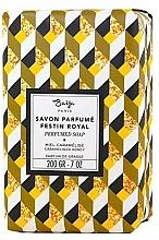 Parfémy, Parfumerie, kosmetika Toaletní mýdlo - Baija Festin Royal Perfumed Soap