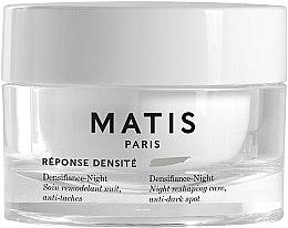 Parfémy, Parfumerie, kosmetika Noční krém na obličej - Matis Reponse Densite Densifiance-Night