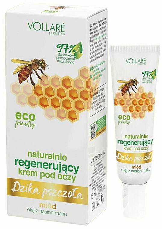Regenerační oční krém Divoká včela - Vollare