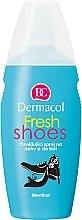 Parfémy, Parfumerie, kosmetika Sprej na nohy a boty osvěžující - Dermacol Fresh Shoes Spray