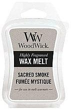 Parfémy, Parfumerie, kosmetika Aromatický vosk - WoodWick Wax Melt Sacred Smoke