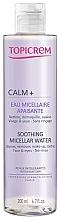 Parfémy, Parfumerie, kosmetika Zklidňující micelární voda pro odstranění make-upu - Topicrem Calm+ Soothing Micellar Water