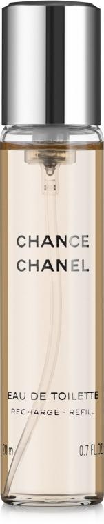 Chanel Chance - Toaletní voda (výměnný blok) — foto N2