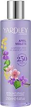 Parfémy, Parfumerie, kosmetika Yardley April Violets - Sprchový gel