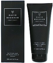 Parfémy, Parfumerie, kosmetika David Beckham David Beckham Instinct - Sprchový gel