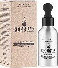 Parfémy, Parfumerie, kosmetika Olejna vousy a bradu - Roomcays