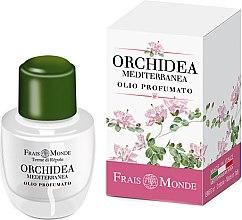 Parfémy, Parfumerie, kosmetika Parfémovaný olej Orchidea - Frais Monde Orchidea Mediterranea Perfumed Oil