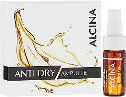 Parfémy, Parfumerie, kosmetika Koncentrát pro suchou pleť s vráskami - Alcina Anti Dry Ampulle