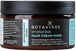 Parfémy, Parfumerie, kosmetika Hydratační maska na vlasy - Botavikos Hydrating Hair Cream-Mask