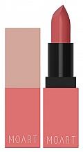Parfémy, Parfumerie, kosmetika Matná rtěnka - Moart Velvet Lipstick