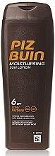 Parfémy, Parfumerie, kosmetika Hydratační tělové mléko - Piz Buin Moisturising Sun Lotion SPF6
