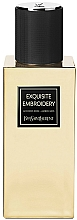 Parfémy, Parfumerie, kosmetika Yves Saint Laurent Exquisite Embroidery - Parfémovaná voda